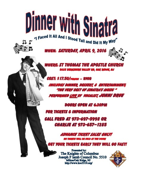 Sinatra Flyer